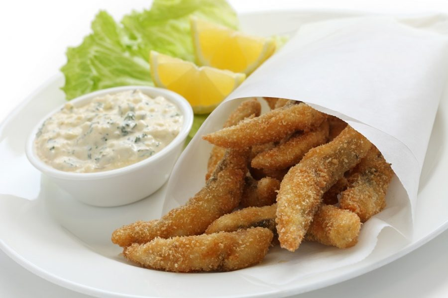 Fish Sticks a kid friendly meal