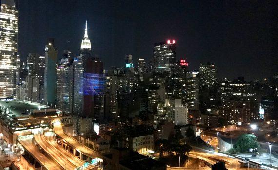 New York at Blogger Bash