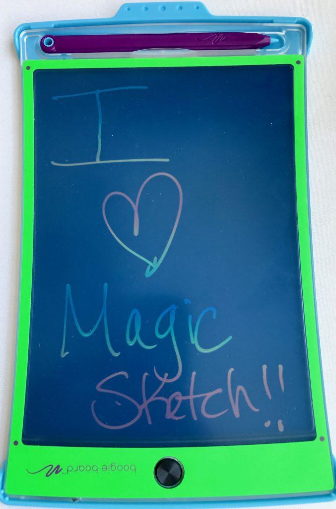 hot new toys at Blogger Bash: Magic Sketch