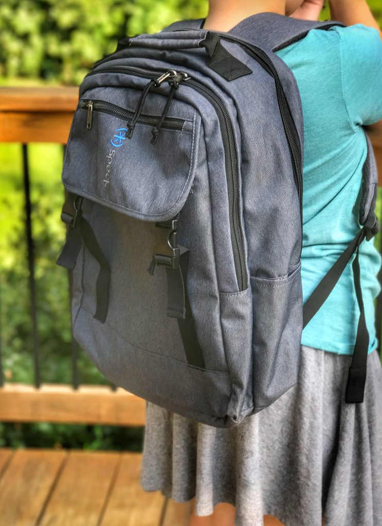 speck ruck backpack part of the back to school survival guide