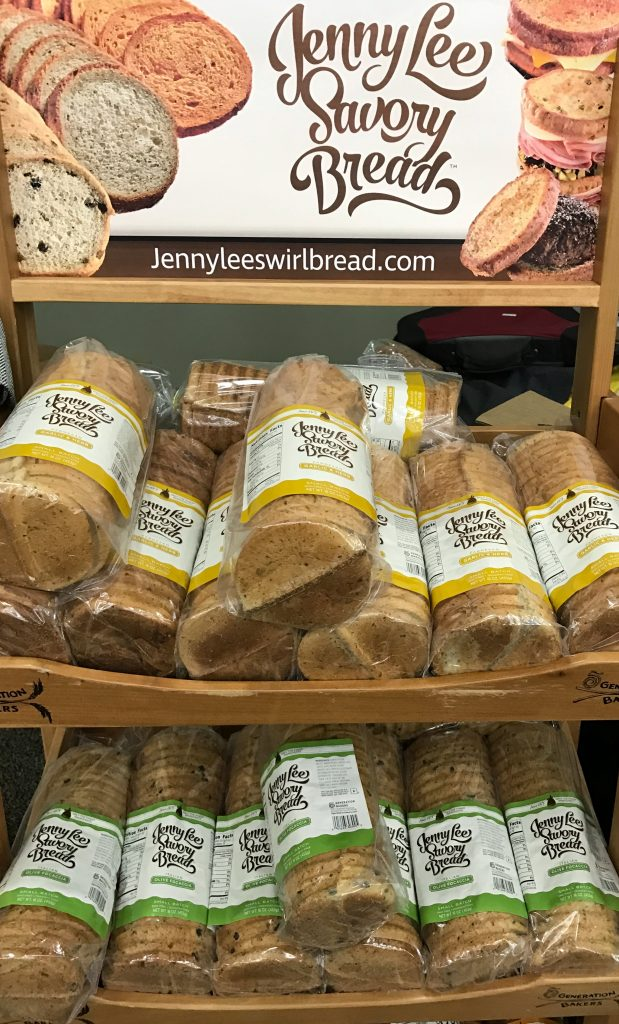 Jenny Lee Swirl Bread comes in 9 delicious flavors