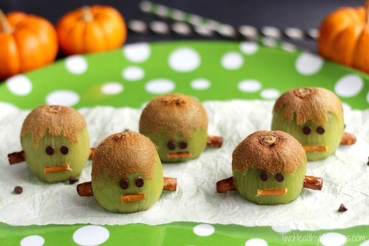 Halloween Food Recipe Roundup on Cookwith5kids.com