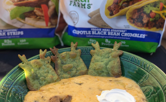 MorningStar Farms Chipotle Crumbs #ad #VeryVeggieHoliday #recipe