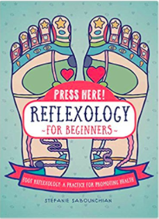 Press Here Reflexology for beginners is a great gift for women this holiday season