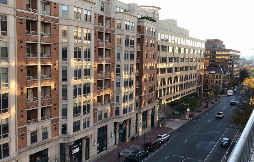 Fairmont Hotel DC is located in Foggy Bottom in the heart of Georgetown