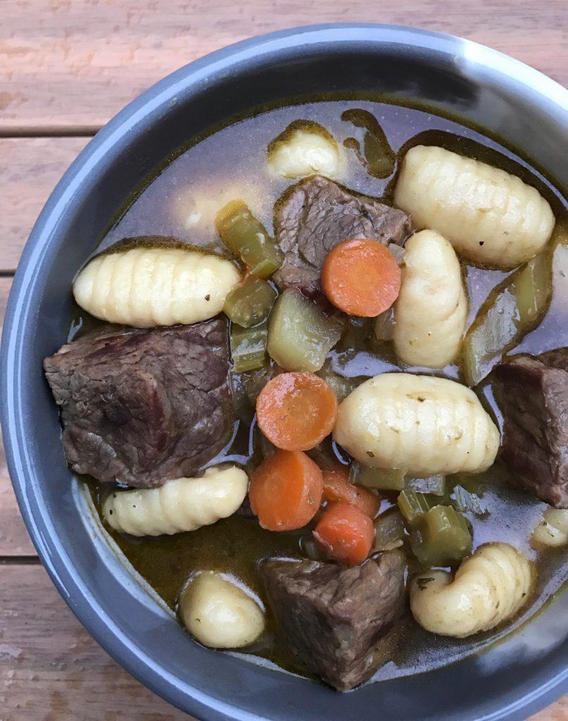 Gnocchi Stew