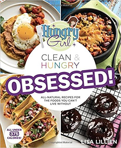 Lisa Lillien's Clean and Hungry Obsessed cookbook makes a great foodie gift