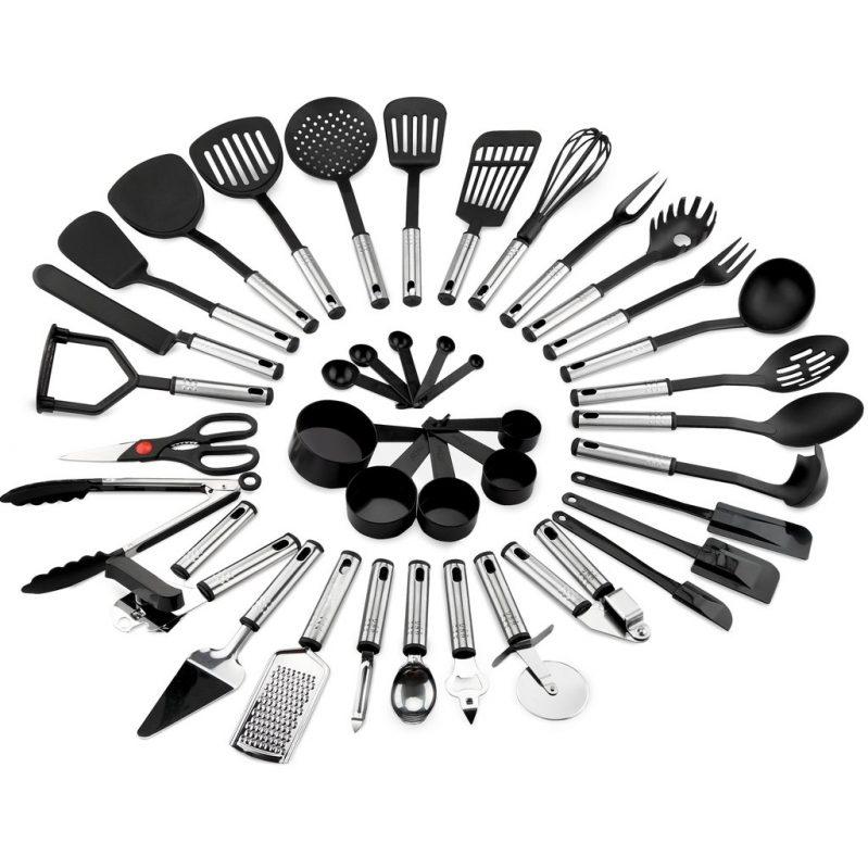 Foodie Gift Guide 39 piece utensil set