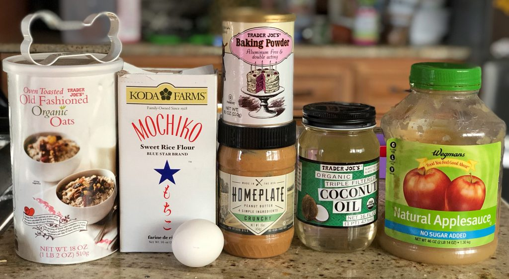 healthy dog treats ingredients