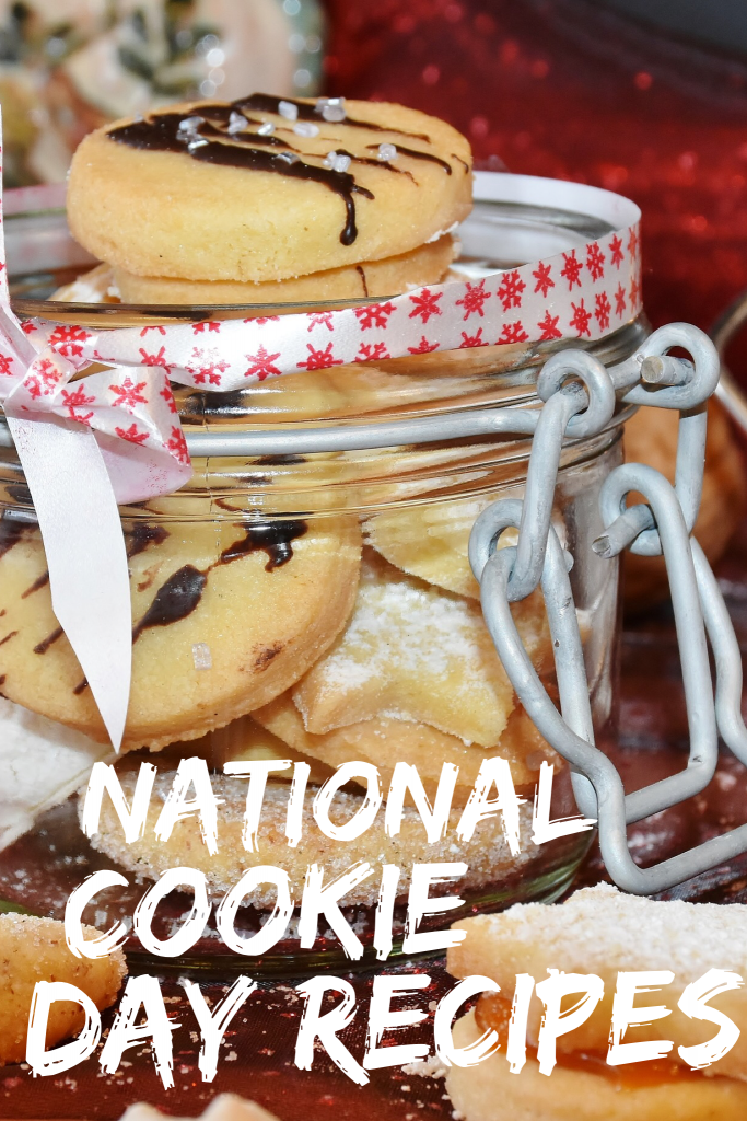 Cheesecake Cookies for National Cookie Day