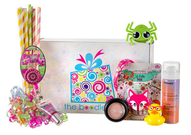 Boodle Box Subscription Box for Girls