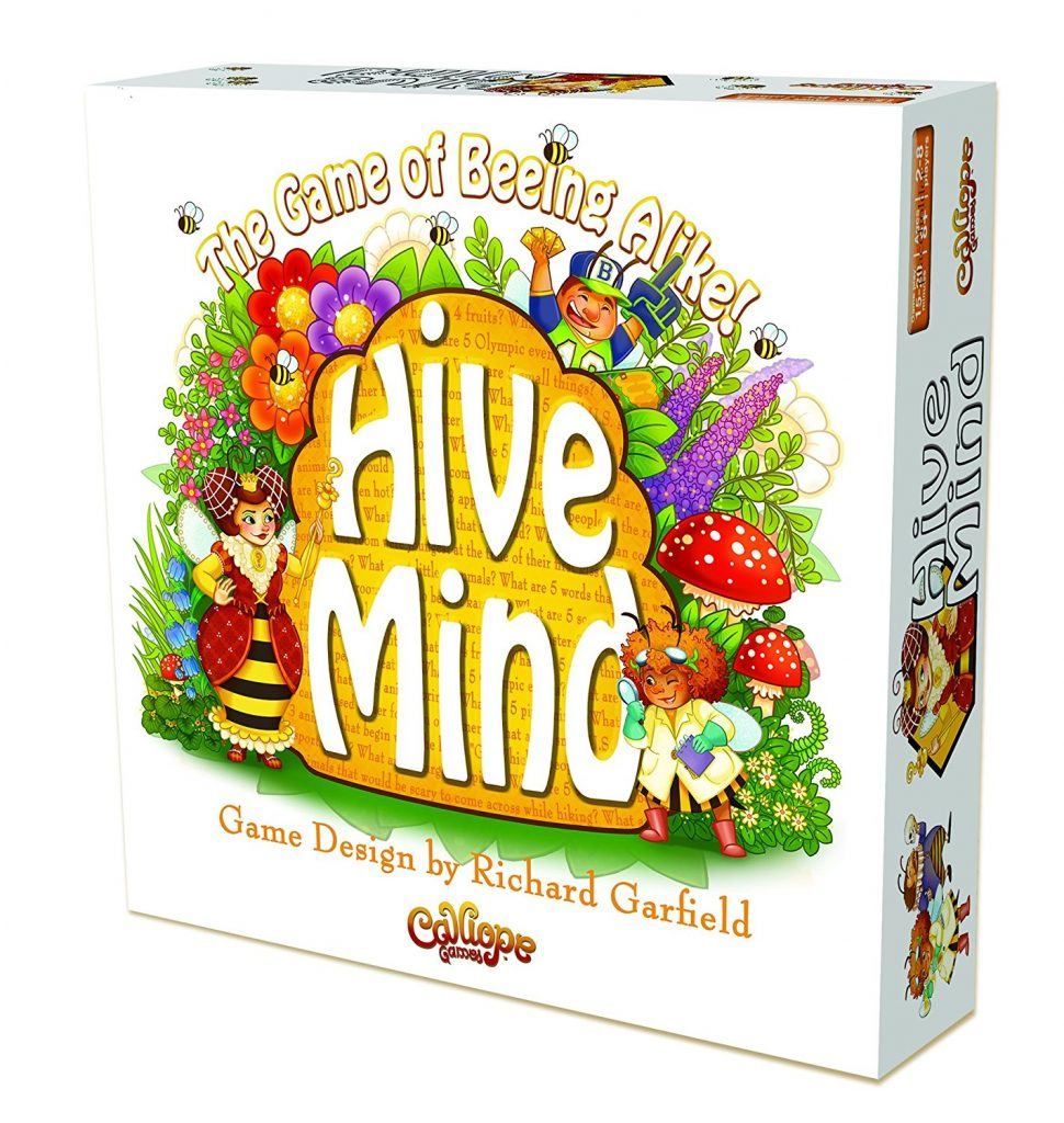 Hive Mind by Calliope Games is a great gift for teens