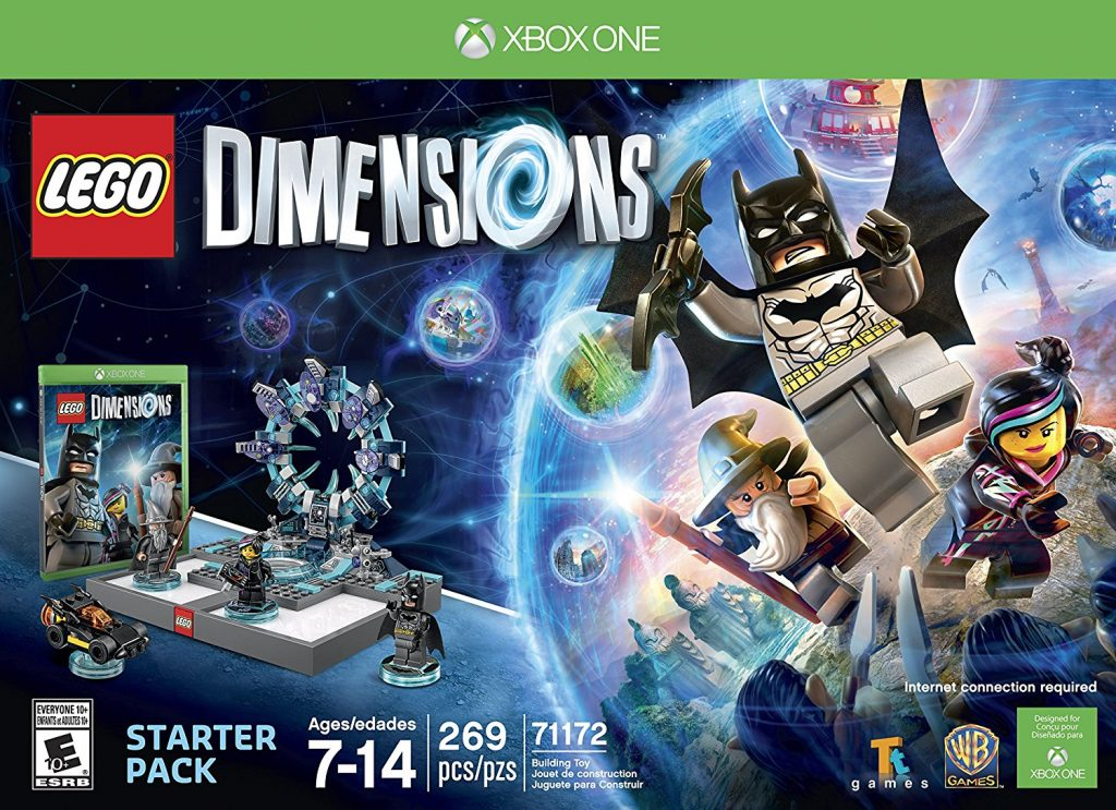 Teen Gift Guide choice LEGO Dimensions