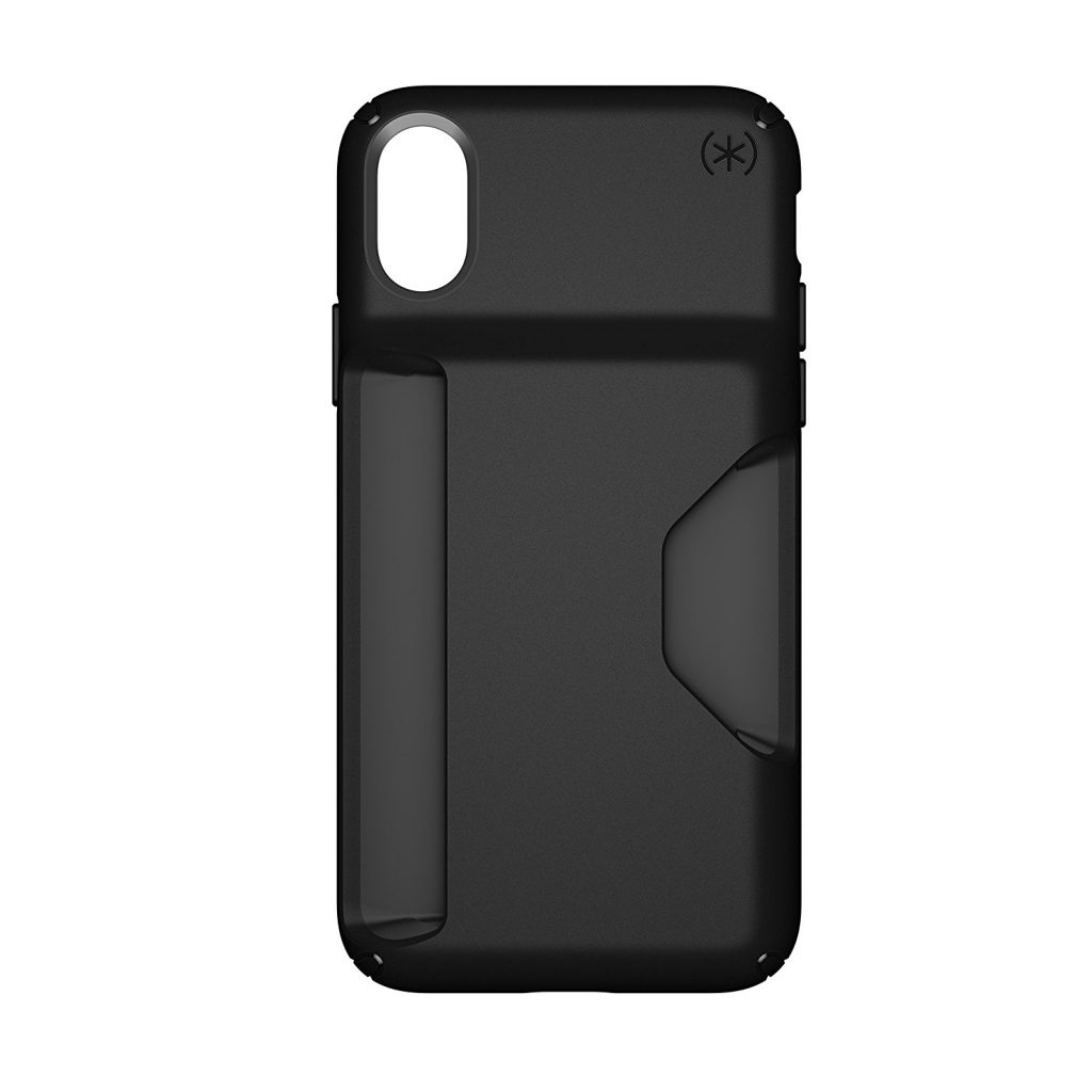 Speck Presidio Wallet Case for iPhone X is a great tech gift