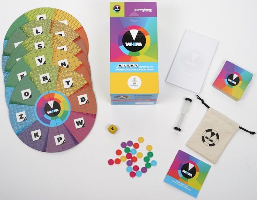 Whim Risky Board Game makes a great gift for teens
