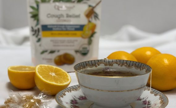Quantum Health organic cough drops can help you during flu season