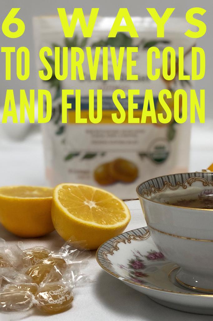 6 ways to survive flu season