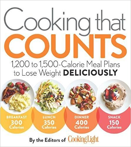 Cooking that Counts cooking light meal plans