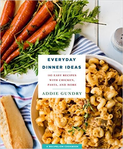 Everyday dinner ideas help with new years resolutions