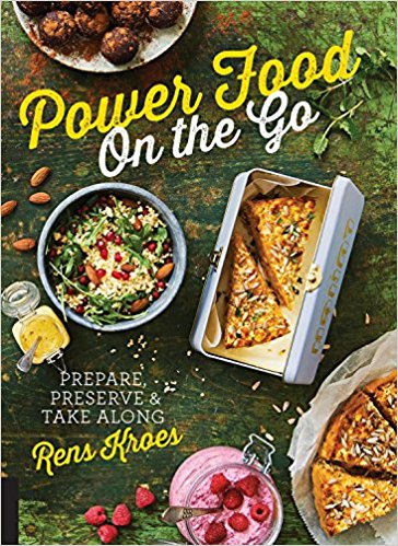 New year resolutions with power foods on the go