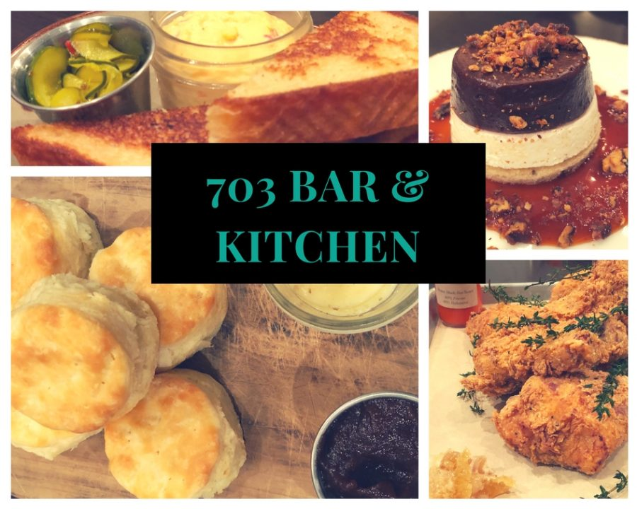 703 Bar and Kitchen is one of the best restaurants in northern virginia