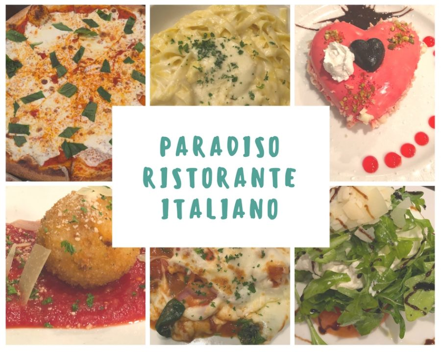 Paradiso Italian Restaurant is a best of Northern Virginia pick