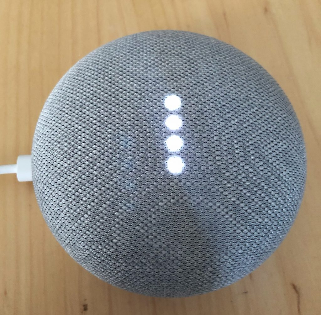 Google Home mini speaker is a great gift for teens