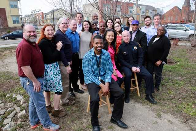 Charlotte North Carolina Fight Hunger Spark Change event
