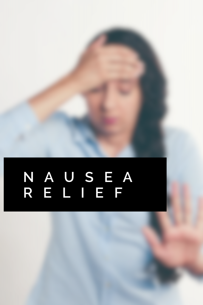 Nausea remedy the natural way