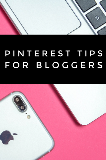 Most recent pinterest tips for bloggers