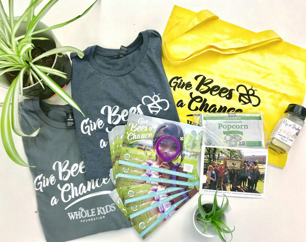 Give Bees a Chance prize pack