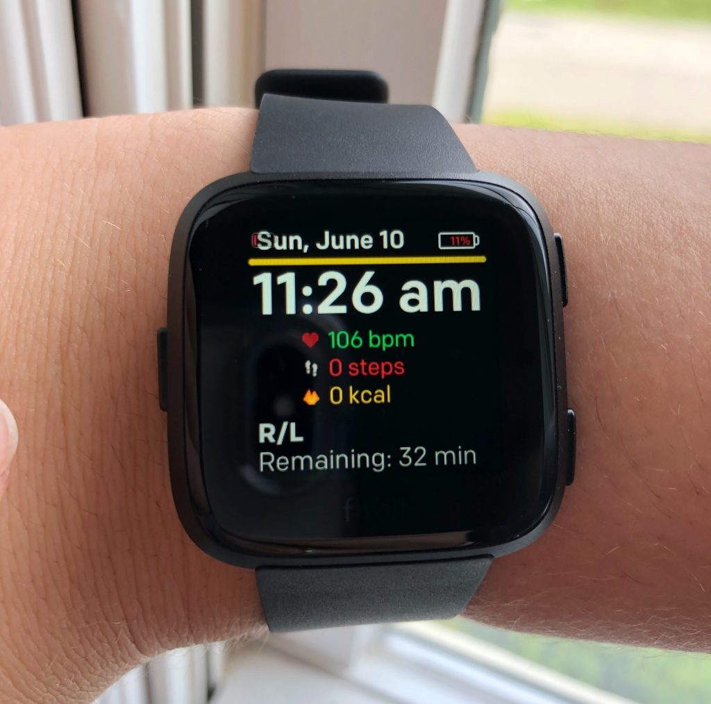 Fathers day gift idea Fitbit Versa