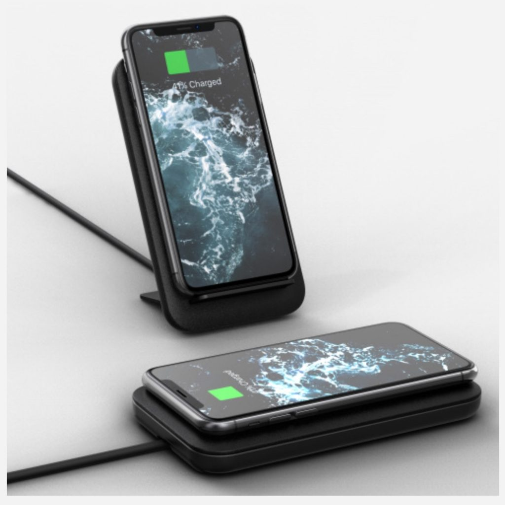 Nomad Wireless Travel charger is a great fathers day gift