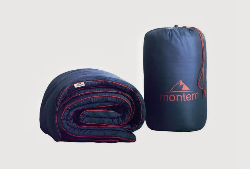 Montem blanket, camping blanket, great gift for fathers day. Fathers day gift guide