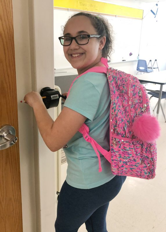 Back to School Fashions from Justice with all the gear the girls will need
