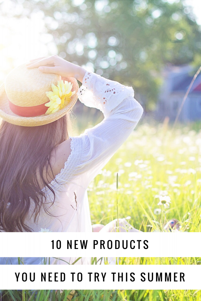 10 new products you need to try this summer from www.cookwith5kids.com