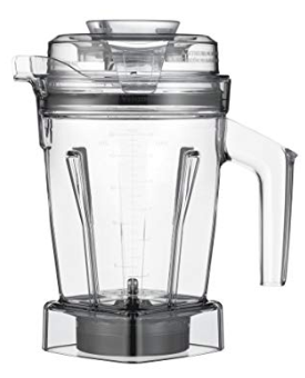vitamix aer container to muddle, aerate, whip and emulsify, great foodie gift guide idea