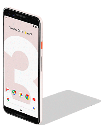 google pixel 3 from verizon, tech gift guide, great phone for 2019
