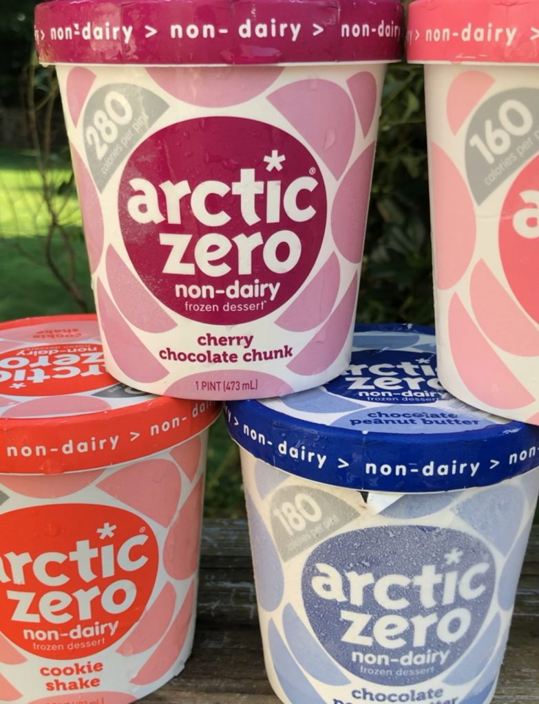 arctic zero makes a great foodie gift! Non dairy and low calorie options