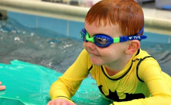 Children's swimming class starting at 3 months old. Signup now at Kids swim class at Tom Dolan Swim School for babies, kids, and adults opens the second location in Northern Virginia.