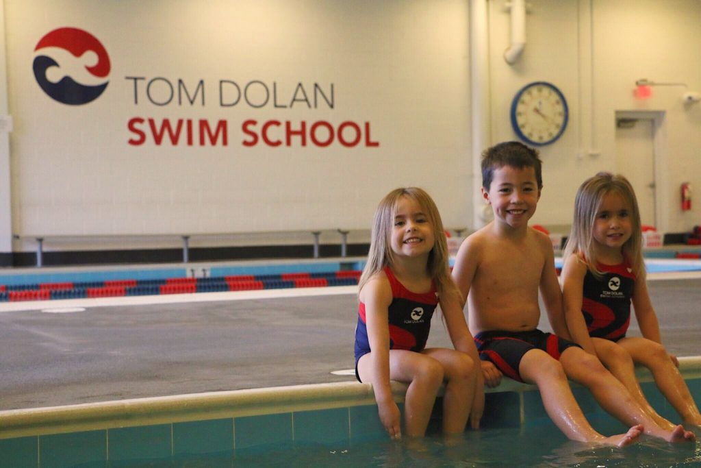 Tom Dolan swim school now open with a second location in northern virginia