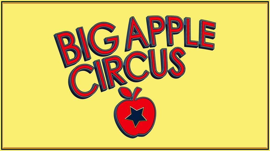 BAC logo, Big Apple Circus logo, Big Apple Circus ticket giveaway