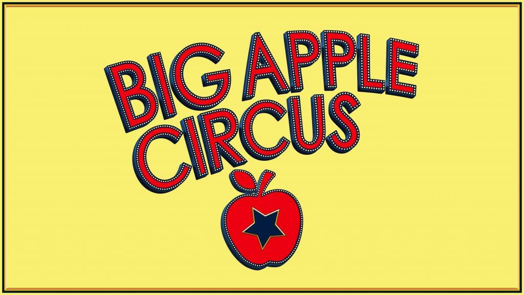 BAC logo, Big Apple Circus logo, Big Apple Circus ticket giveaway