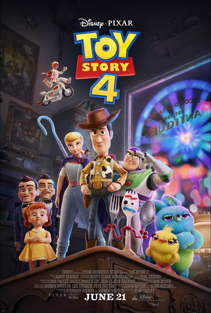 toy story 4 review good for kids