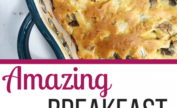 Amazing Breakfast Quiche