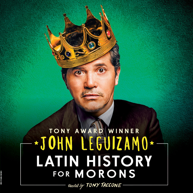 John Leguizamo ticket giveaway