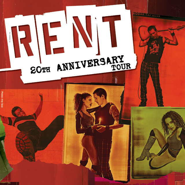 RENT at the DC National Theatre
