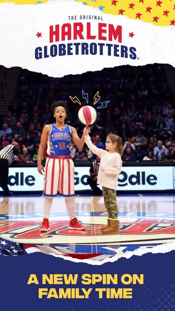 harlem globetrotters ticket giveaway
