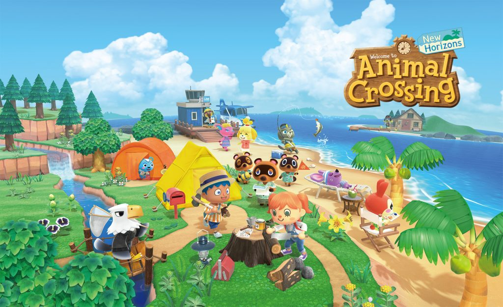 animal crossing new horizons island