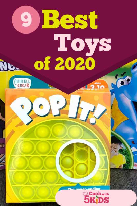 9 best toys o